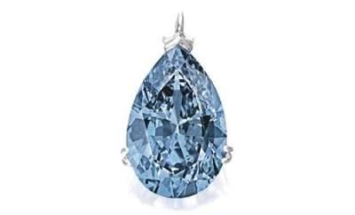 Diamante AzulSothebys