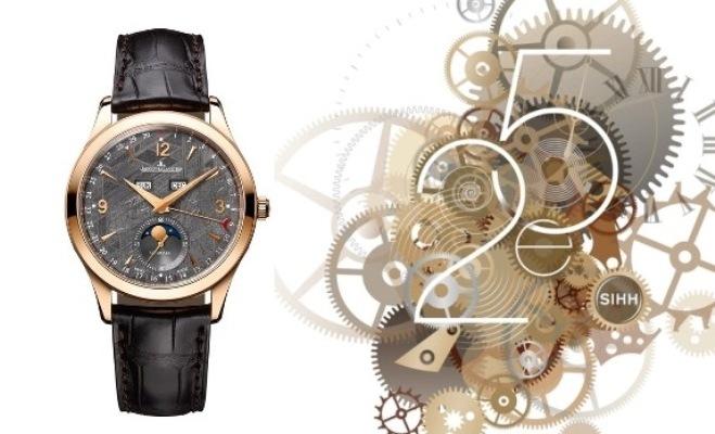 5be6d6d2c20 Salão Internacional de Alta Relojoaria de Genebra Comemora 25º Aniversário  - Luxos e Brilhos
