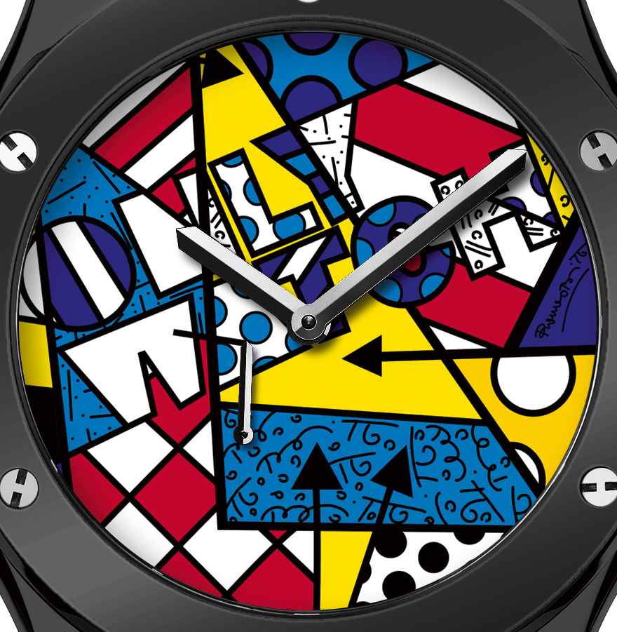 Hublot-Classic-Fusion-Only-Watch-Britto-Dial