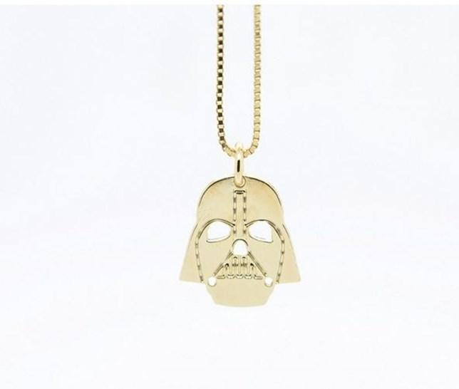 joias inspiradas no filme Star Wars
