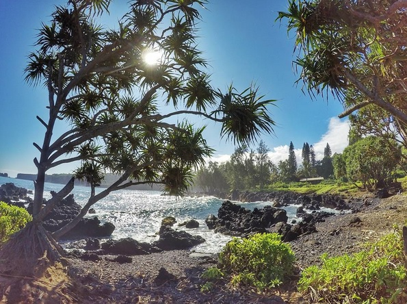 Férias-Praia-hawaii