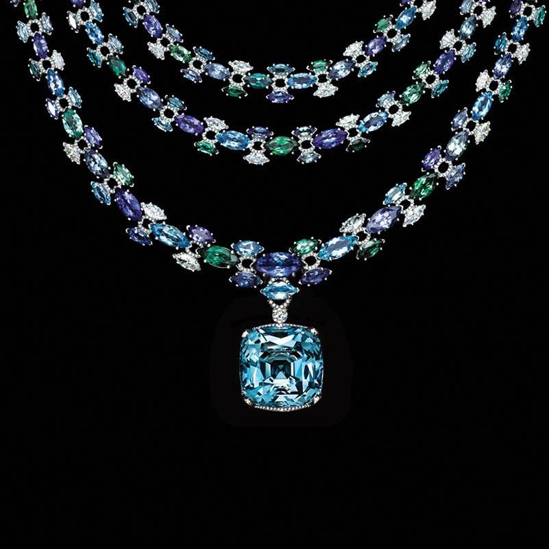 98a035467933b Para a Tiffany, a transformação acontece como num passe de mágica, nos  lugares tranquilos e serenos que muitas vezes esquecemos de olhar.