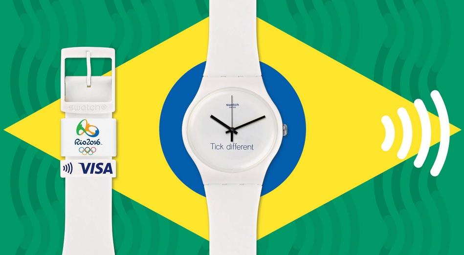 Olimpíadas-Swatch