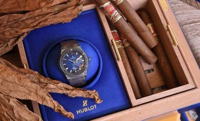 Hublot-Fuente-charuto-luxos-e-brilhos