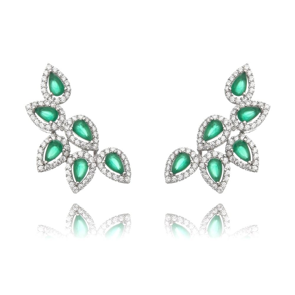 Brincos-ear-cuff-esmeraldas-diamantes-ouro-1001-noites (2)